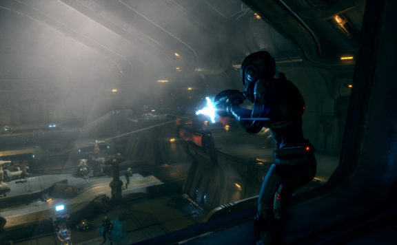 Mass Effect Andromeda trophies