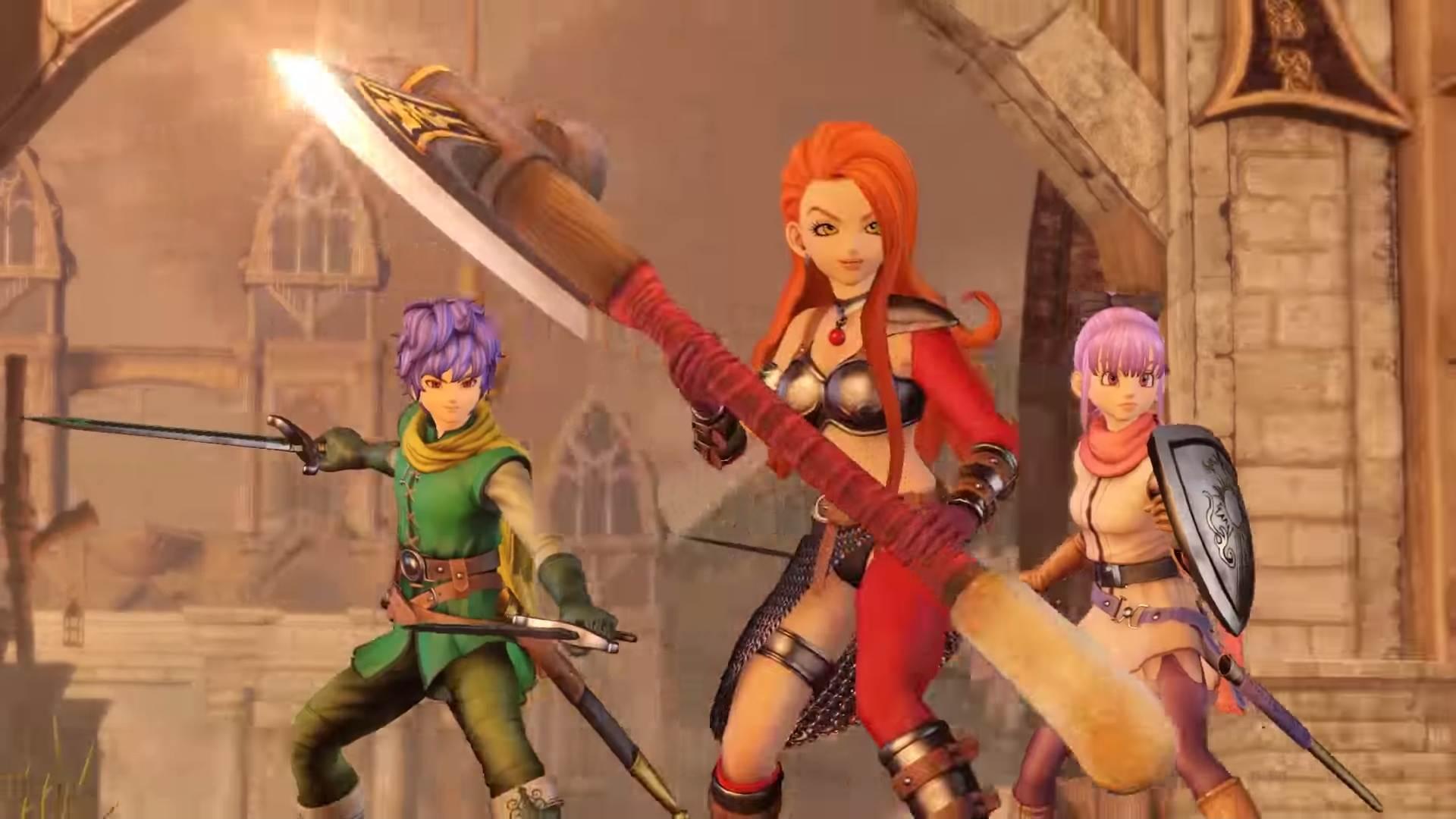 Dragon Quest Heroes 2 Images - GameSpace com
