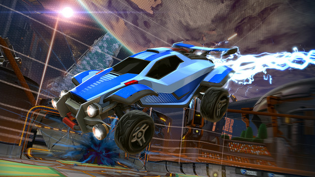 Rocket League - Rocket League dev evaluating a Switch release