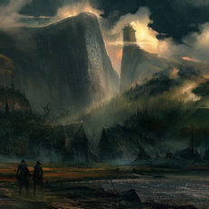 greedfall art