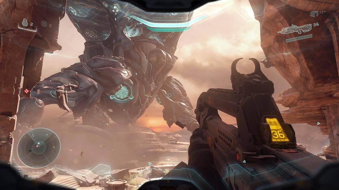 Halo 5: Guardians - GameSpace com