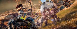 making of Horizon: Zero Dawn review