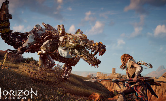 Horizon Zero Dawn character progression