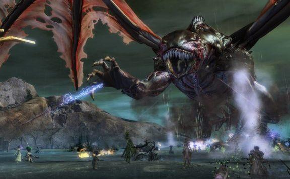 ArenaNet Console Guild Wars 2