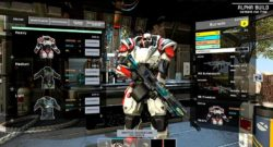 shock tactics loadout