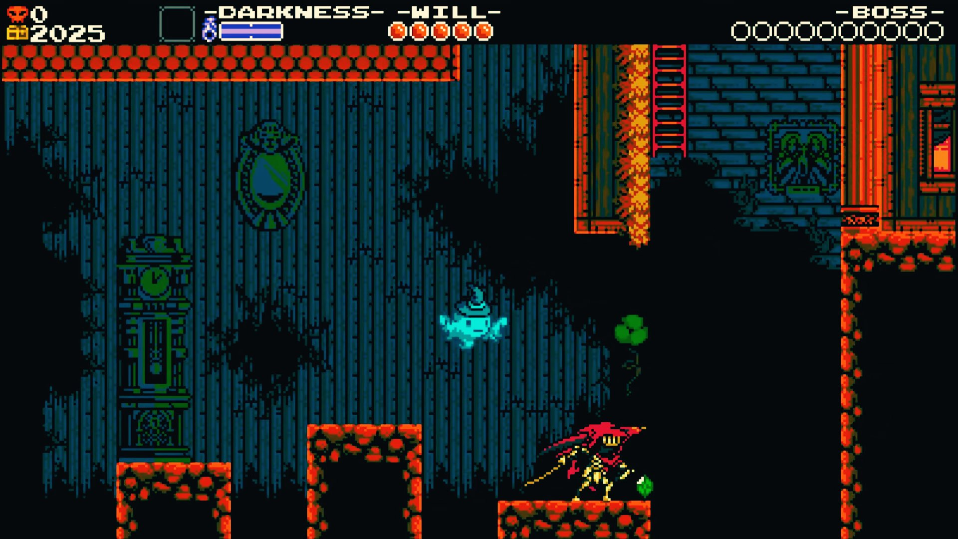 Specter Of Torment Coming To Shovel Knight In April Nintendo