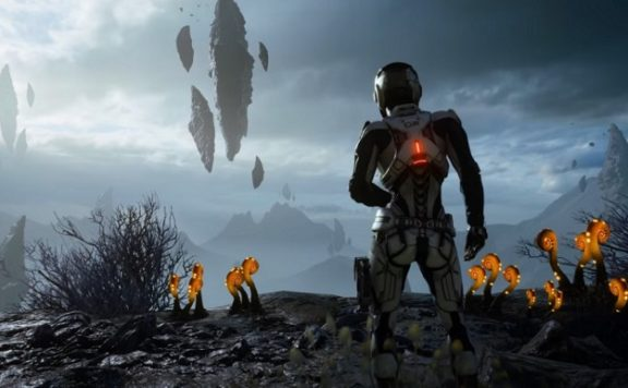 Mass Effect Andromeda review - softcore space porn