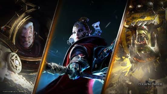 Dawn of War III New Trailer