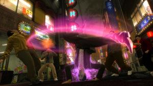 Yakuza 0 Goro breakdance