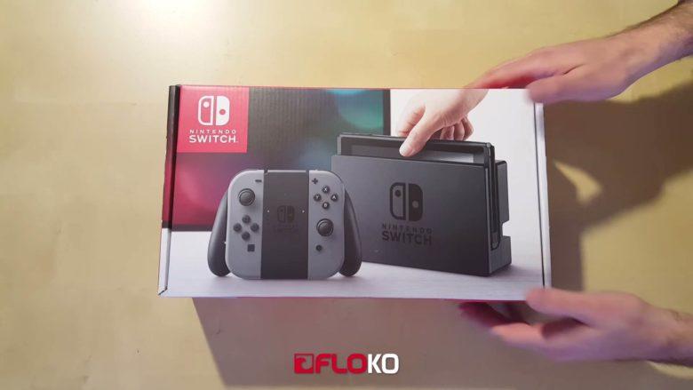 Leaked Nintendo Switches