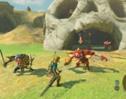 Latest Zelda Breath of the Wild Patch Fixes Framerate Issues