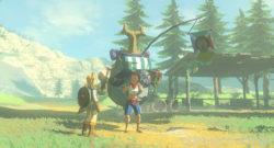 Zelda Beedle Game Informer