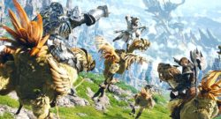 Final Fantasy XIV Background
