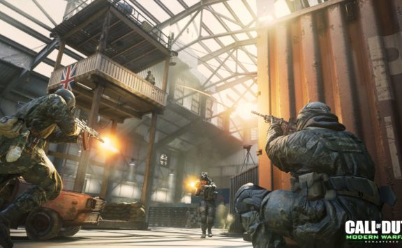 Modern Warfare Remastered gets four new variety maps
