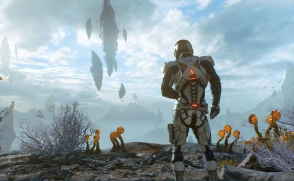 Mass Effect Andromeda First Hour