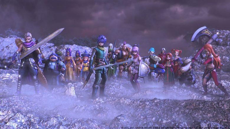 Dragon Quest Heroes 2 II