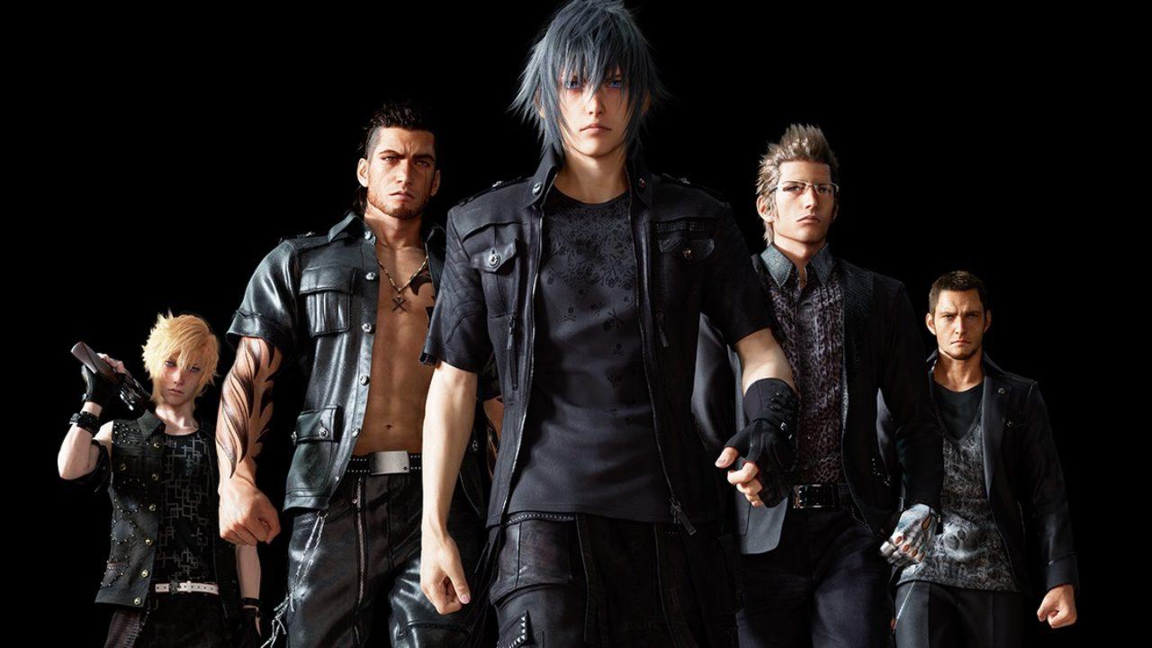 Final Fantasy XV Review - GameSpace com
