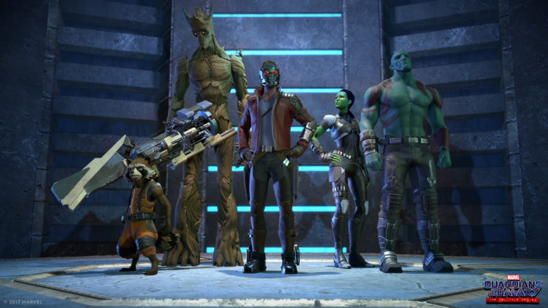 first guardians of the galaxy screens
