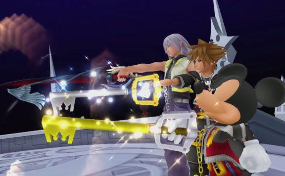 Kingdom Hearts HD Remix