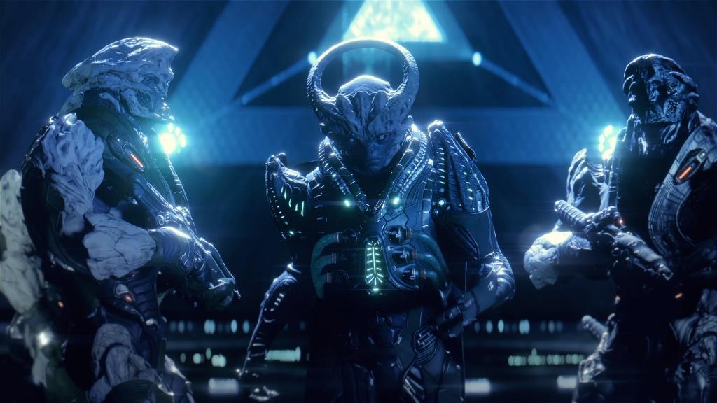 Mass Effect Andromeda Launch Trailer