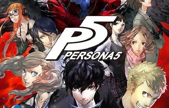Persona 5 Logo - persona 5 dlc