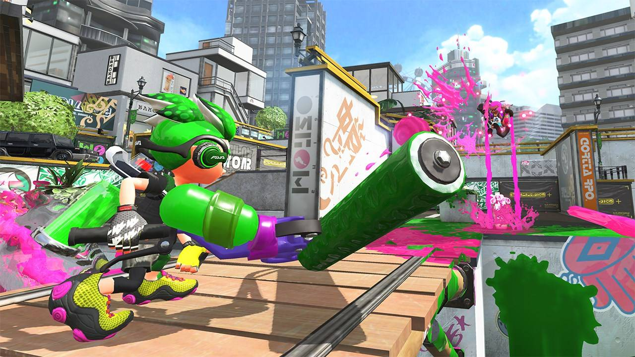 Splatoon 2 review e3 2017 plans