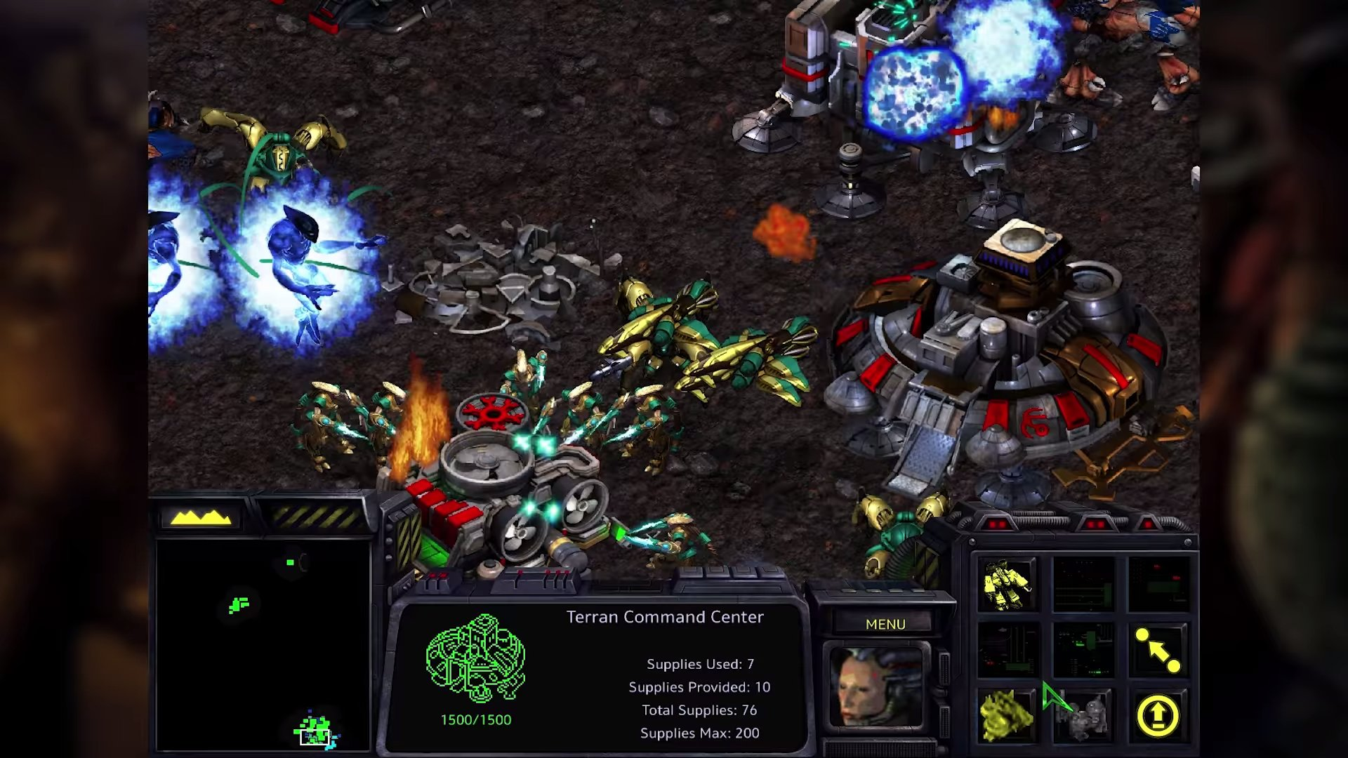 Starcraft Remastered Announced For Summer 2017 Gamespacecom