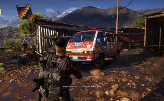 wildlands narco road