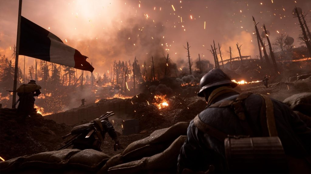 battlefield 1 - they shall not pass dlc