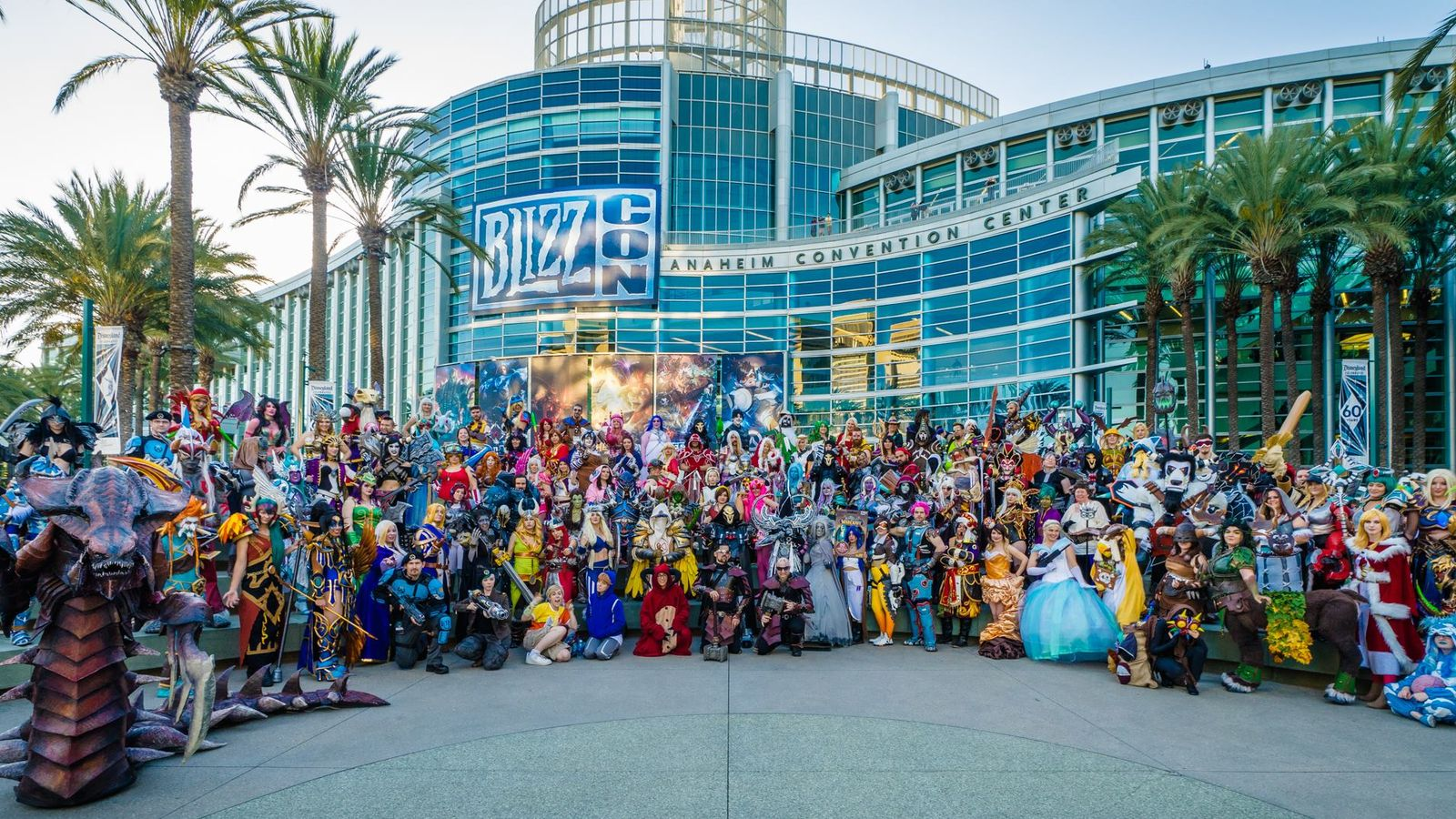 Blizzcon 2017 Dates November 3rd And 4th Gamespace Com