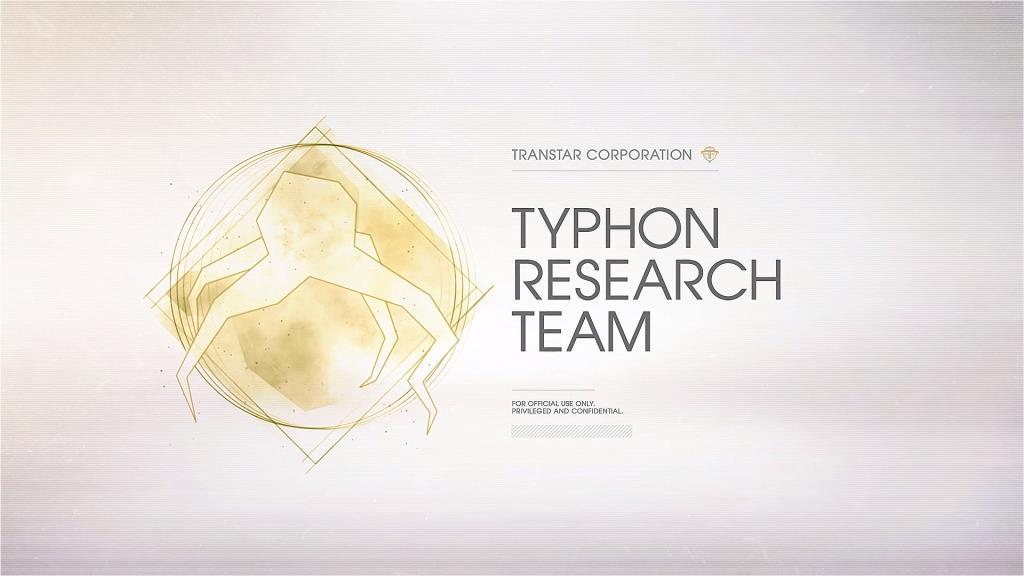 Prey Typhon Research