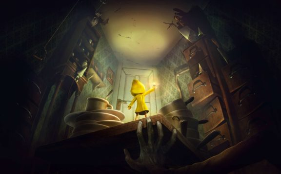 pax east 2017 little nightmares