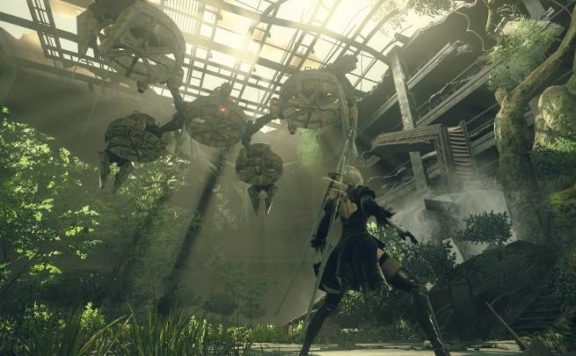 Nier Automata PC release date uncovered