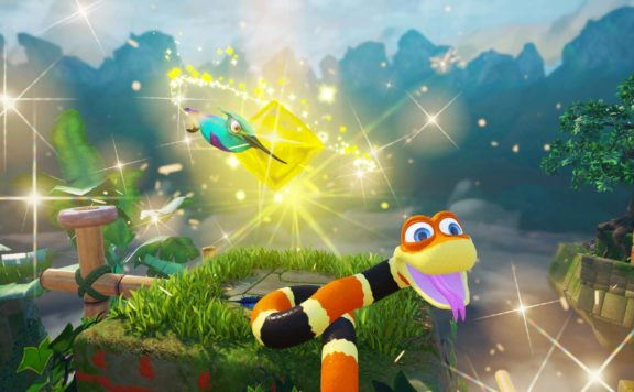 Snake Pass review