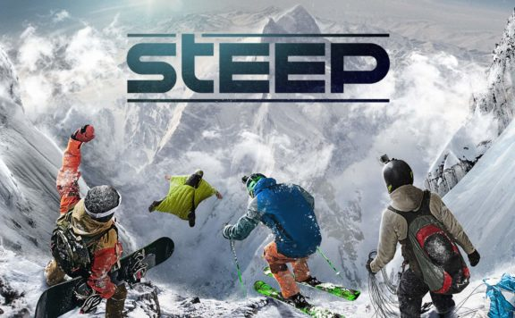 winterfest Steep celebrates its dice award