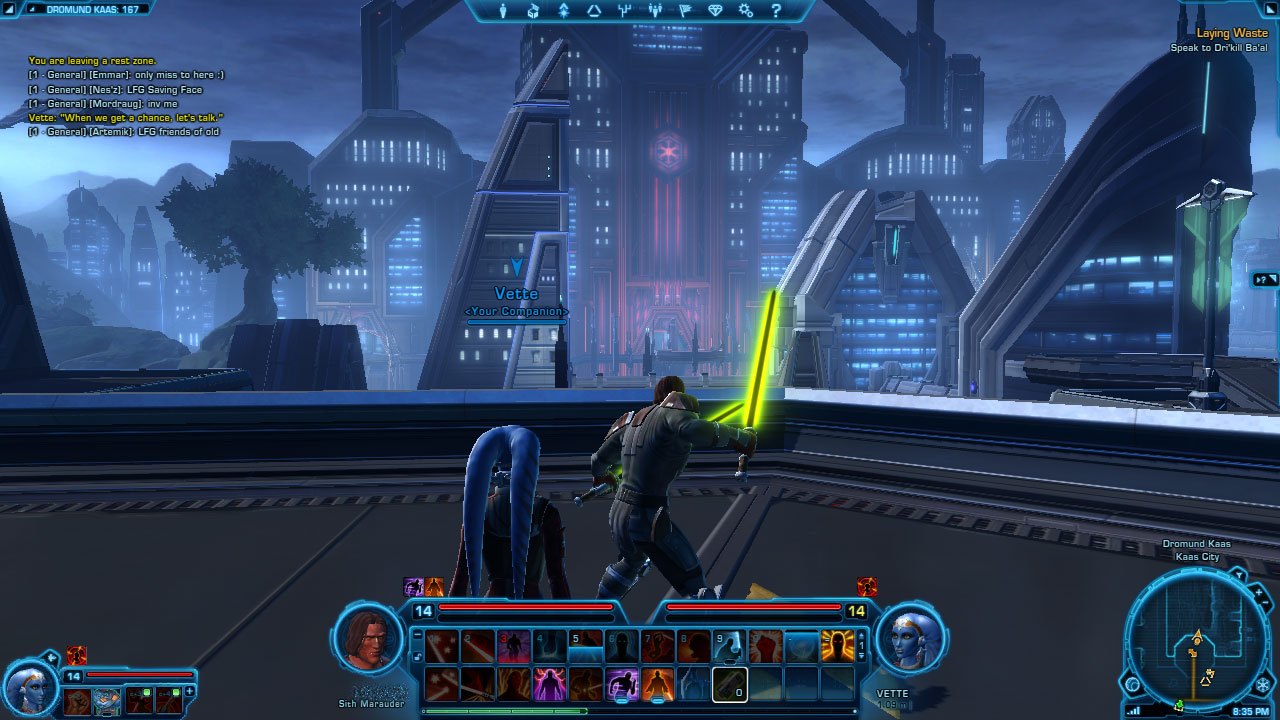 Star Wars The Old Republic Images Gamespace Com