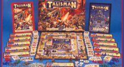 digital dice - talisman - table top