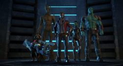 Guardians of the Galaxy first gameplay trailer