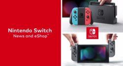 Switch eShop video
