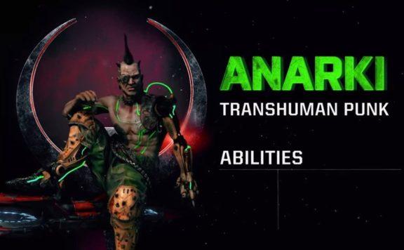 Quake Champions Anarki profiled