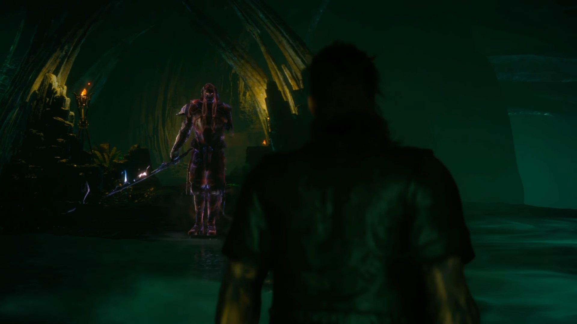 ffxv episode gladiolus trailer
