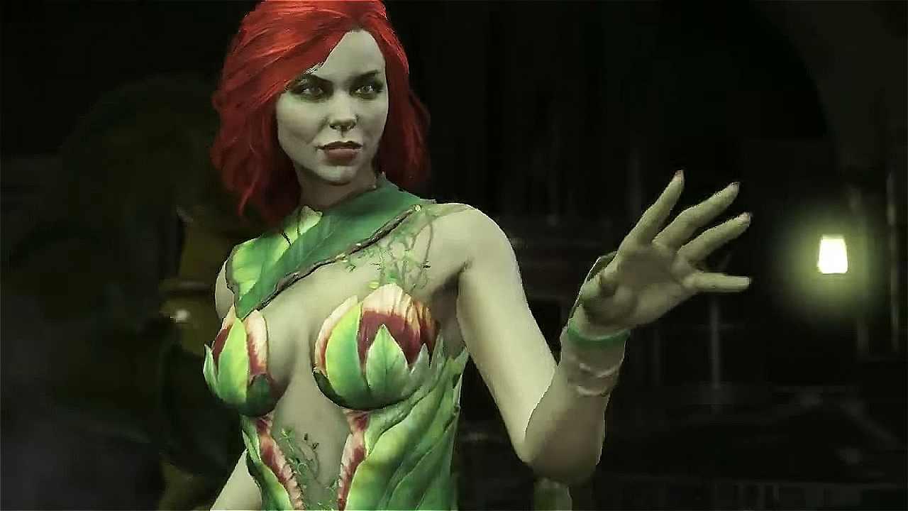 Injustice 2 Poison Ivy