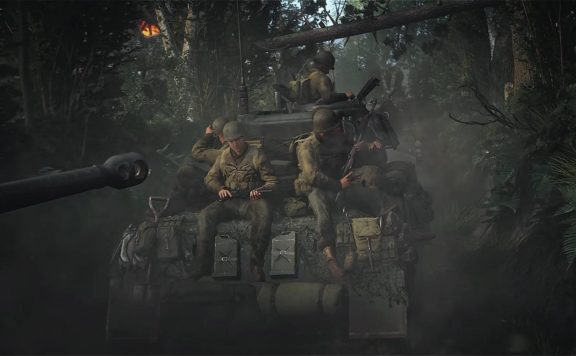 Call of Duty WWII - Call Of Duty WWII says Bye Felicia to Health Regen, and reportedly the new CoD will also have some form of classes.