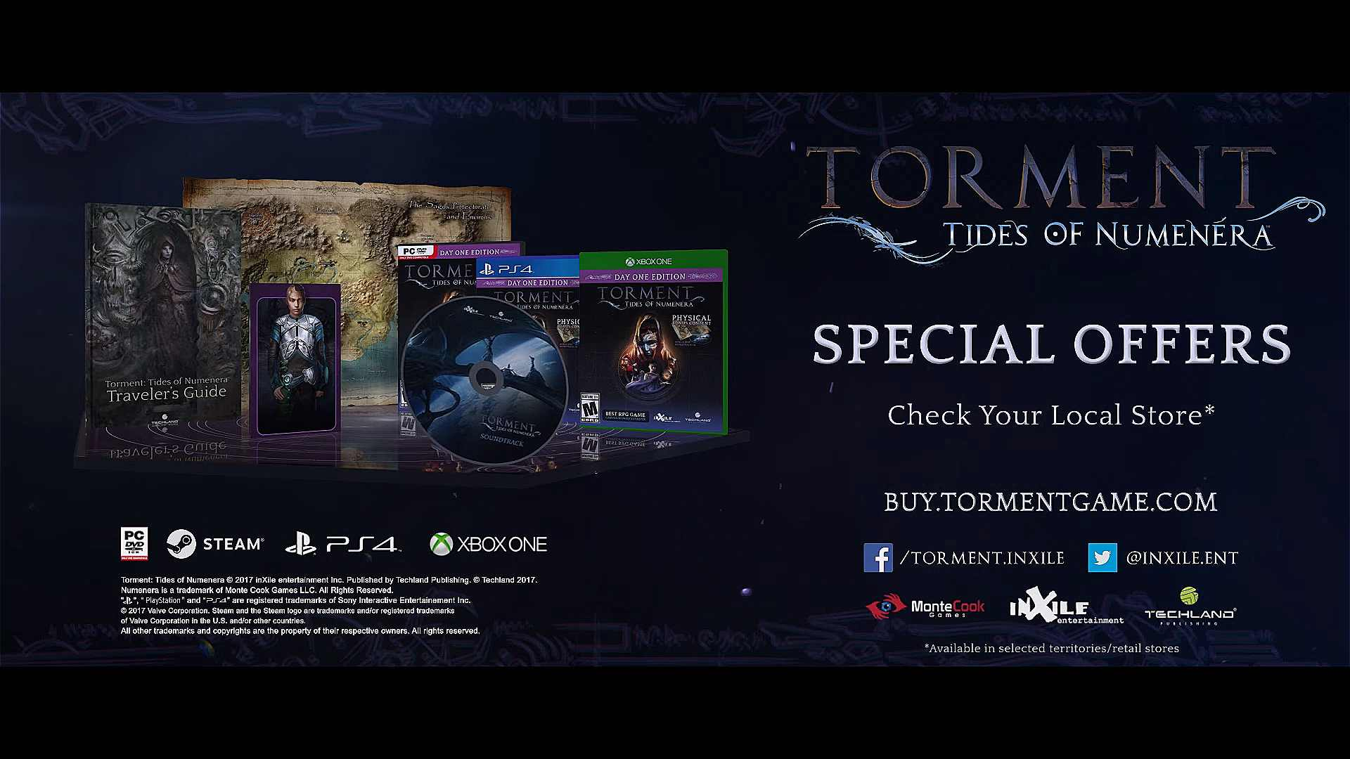 Torment Tides of Numenera Performance Patch