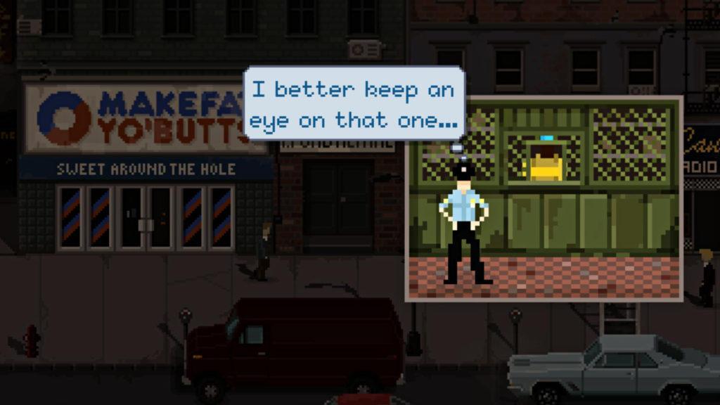 Beat Cop 3