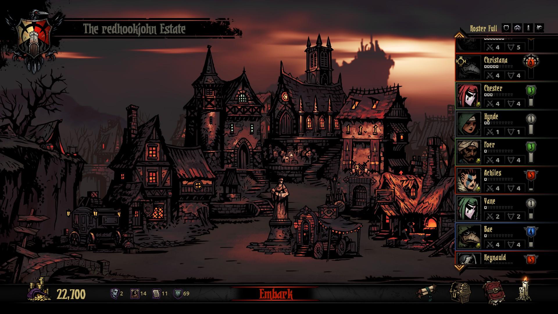 Darkest Dungeon Adds Full Steam Workshop Support