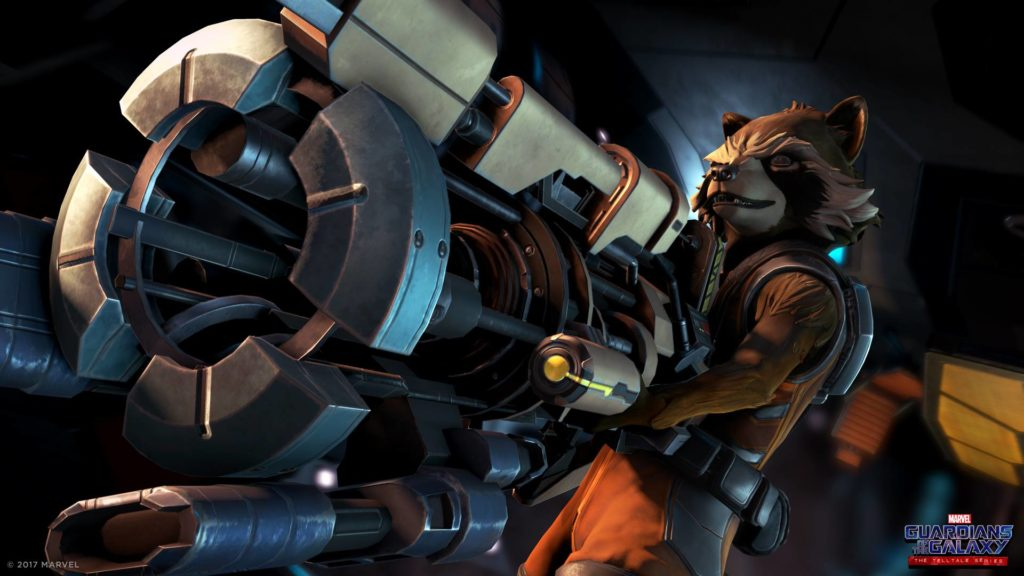 Guardians of the Galaxy: The TellTale Series review