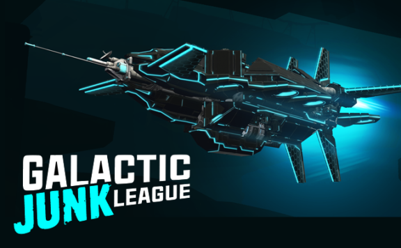 Galactic Junk League Free Open Beta Code Giveaway
