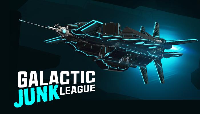 Galactic Junk League Free Open Beta Code Giveaway