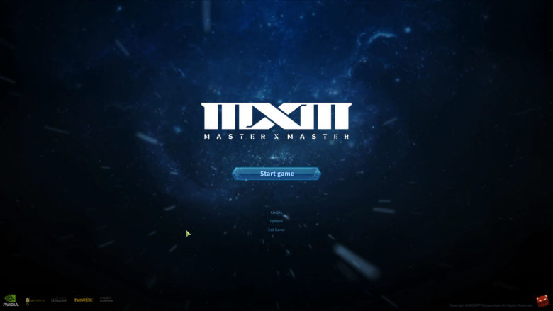 mxm master x master